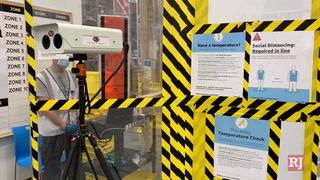 Amazon warehouse safety measures