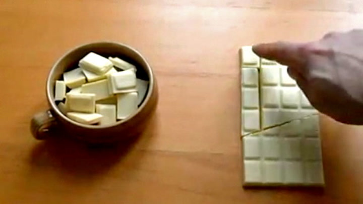 Slik lager man sjokolade ut av ingenting