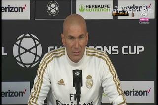 Zidane dice que Bale rechazó jugar amistoso: