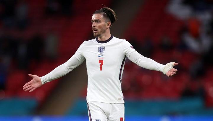 Jack Grealish está triunfando en la Euro 2020