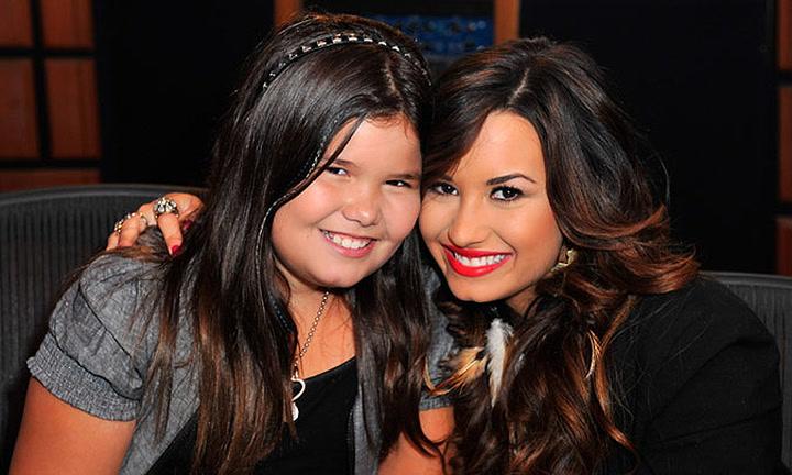 El emotivo mensaje de Madison de la Garza, la hermana de Demi Lovato, en su cumpleaños más difícil