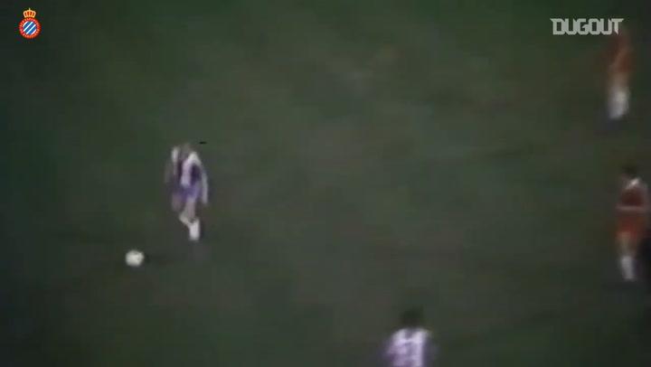 Los mejores momentos de John Lauridsen con el RCD Espanyol
