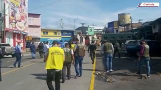 Realizan inspección en mercado Zonal Belén de Comayagüela