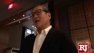 Masaharu Morimoto talks ramen in Las Vegas