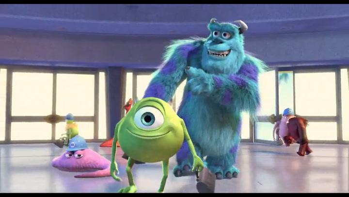 Monsters Inc. 3D - Trailer No. 1