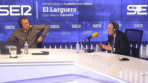 Florentino Pérez, triste y decepcionado por el rechazo a la Superliga