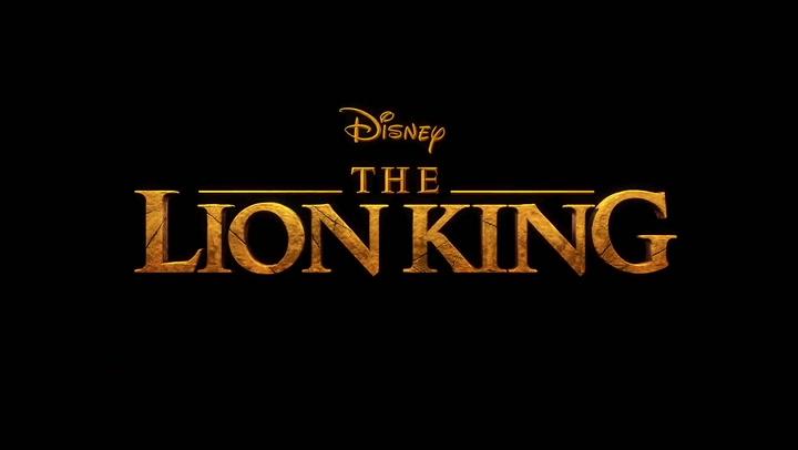 Disney The Lion King 2019 Poster
