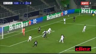 ¡No pidan VAR, es gol legítimo! Marcus Thuram castiga a Real Madrid con doblete