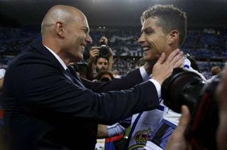 Cristiano Ronaldo y Zidane juntos: El proyecto millonario de un