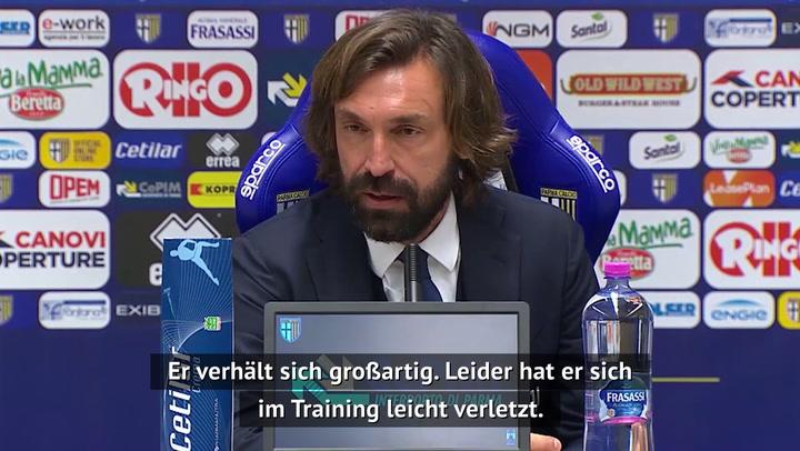 Pirlo: Das ist die Situation von Paulo Dybala