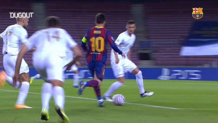 Destacados: FC Barcelona - Ferencvárosi TC
