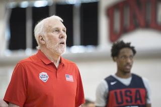 Premier Vegas Sports: Team USA Basketball Mini Camp