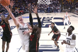 Rebel Nation: UNLV loses by 17 three games in a row  — VIDEO