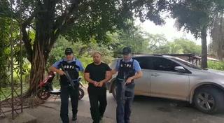 Capturan a cabecilla de banda de secuestradores en Colón