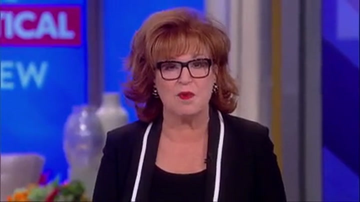 Gaetz to Joy Behar: Are You Wearing Black Because the Political Left Died Last Night?