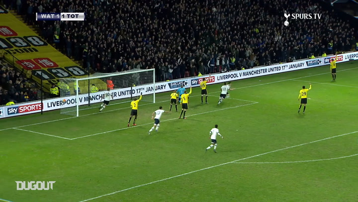 Heung-min Son grabs dramatic late back-heel winner vs Watford