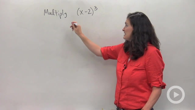 Multiplying Polynomials: Special Cases - Problem 3