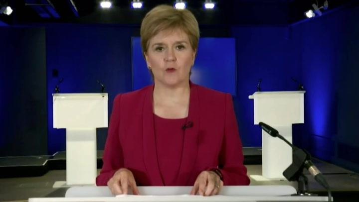Scotland to lift most Covid restrictions on 9 August, Sturgeon announces