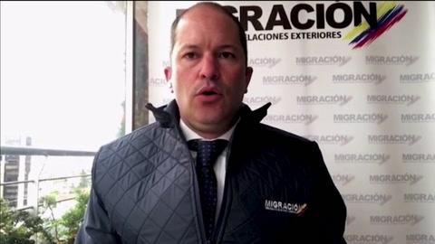 Colombia extiende cierre de fronteras terrestres y fluviales hasta el 16 de enero