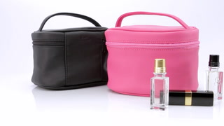 1402RL-10B  ADELINE TRAVEL COSMETIC BAG