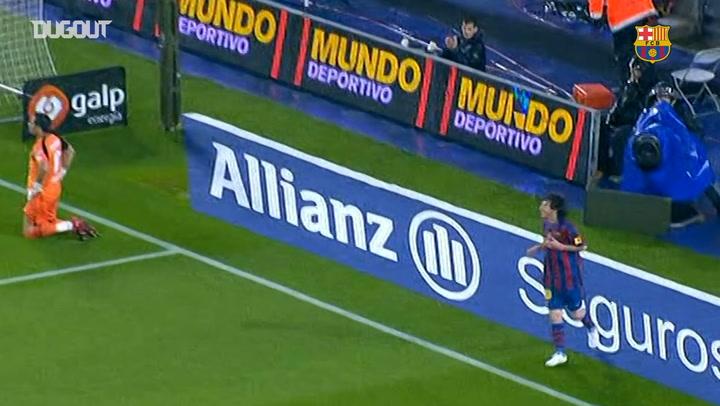 Messi scores double in Barça's 4-1 win over Tenerife