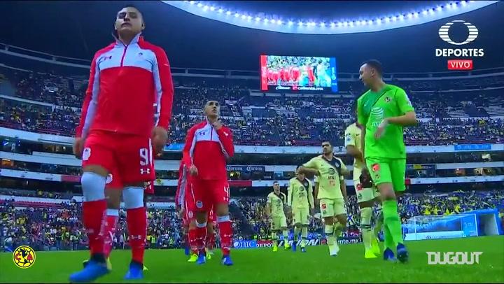 Resumen Liga MX: Club América 3-2 Toluca