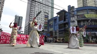 Marchas, murales y reclamos en día internacional de la mujer