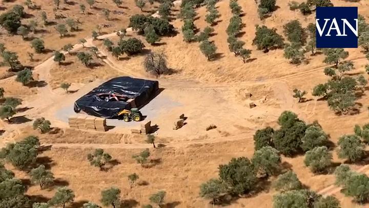 Roban un Bell 412 de una base antiincendios de Cuenca