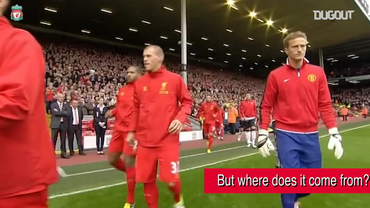 The Liverpool and Manchester United rivalry