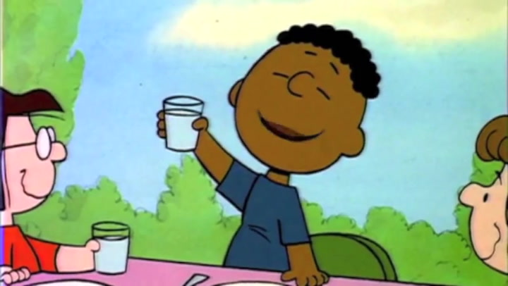 Charlie Brown Christmas Racist.Who Is Franklin