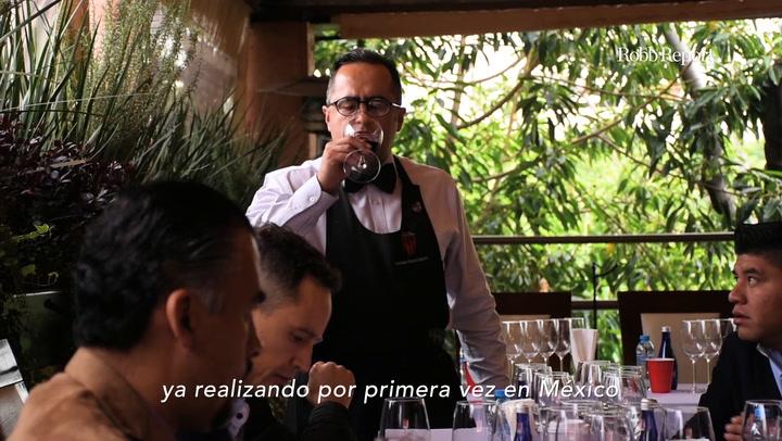 Primer concurso de nebbiolos en México