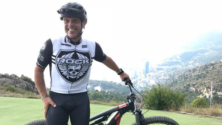 Loris Capirossi, de ser piloto de MotoGP a descubrir la pasión por el ciclismo