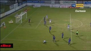 ¡Carlos Bernárdez abre la cuenta y Platense ya derrota a la Upn!