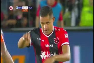 Roger Rojas marca su segundo gol del 2019 con el Alajuelense