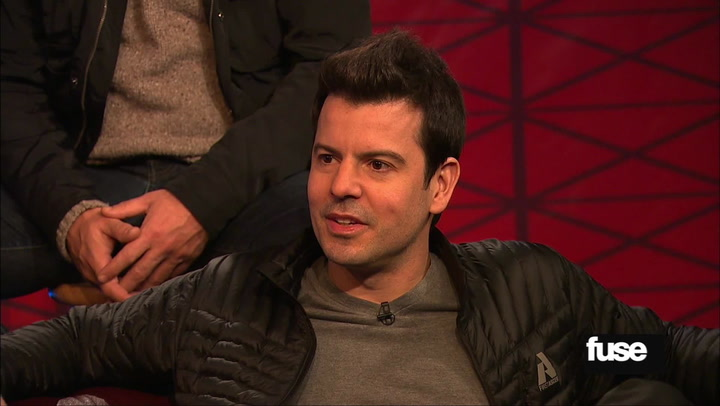 Shows: Top 20: New Kids on the Block interview