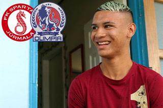 Kervin Arriaga desistió de irse a Letonia y aguarda por Olimpia