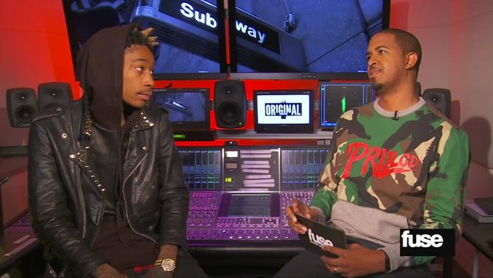 "Inteviews: Wiz Khalifa Reveals His 4/20 Plans ""It's Like a Birthday!"""