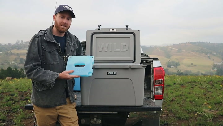 Preview image of Wild Coolers Wild Ice accessory video