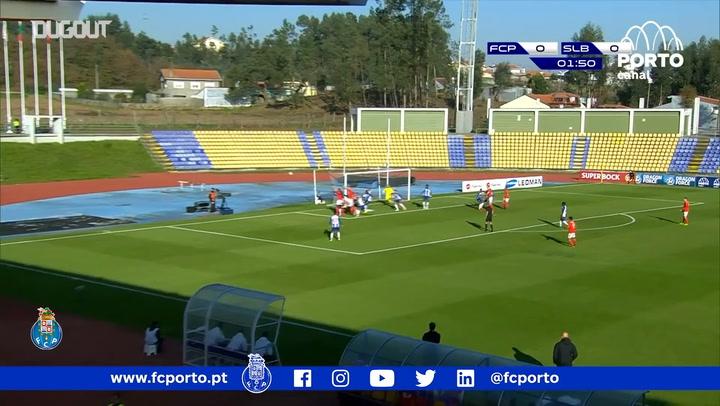 Highlights: FC Porto B 2-2 Benfica B