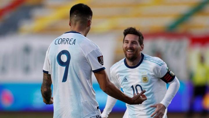 Bolivia-Argentina (1-2)