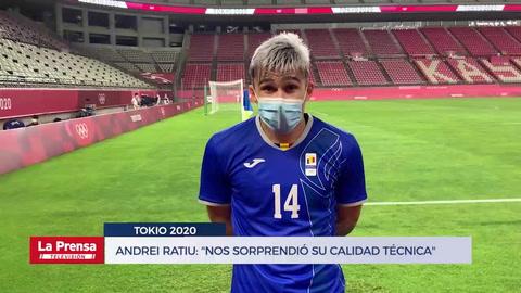 Andrei Ratiu, jugador del Villarreal: