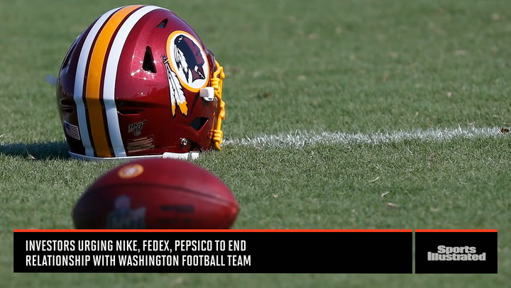 Five Potential New Team Names For Washington S Football Team Sports Illustrated