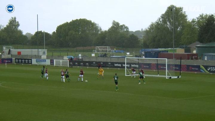 Brighton Women put four past West Ham