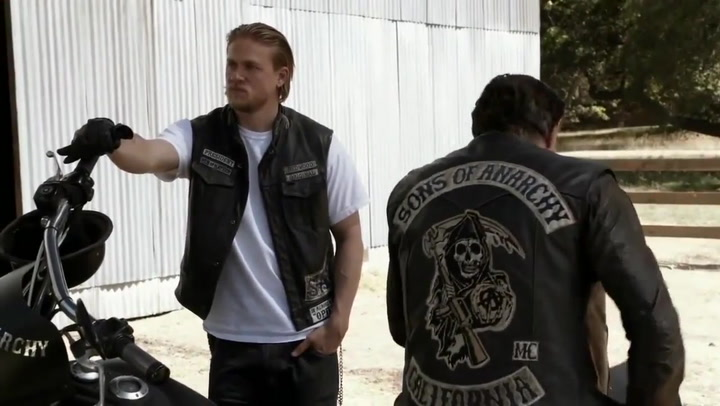 'Sons of Anarchy' Lore: S O A  Motorcycle Club