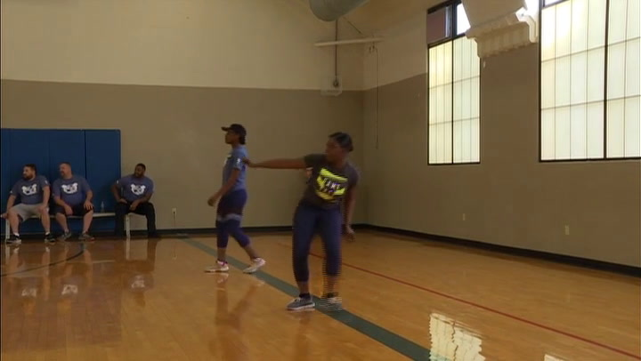 Columbia Parks and Rec raises money to fight homelessness through dodgeball
