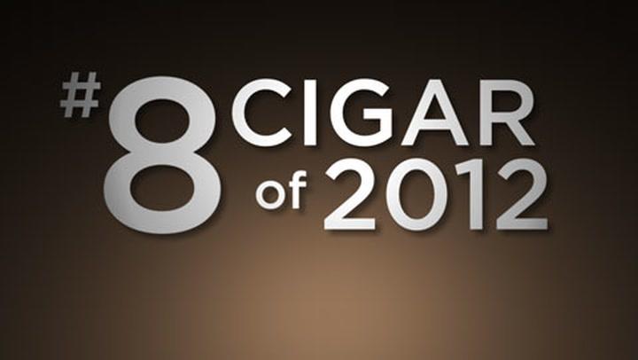 2012 No. 8 Cigar