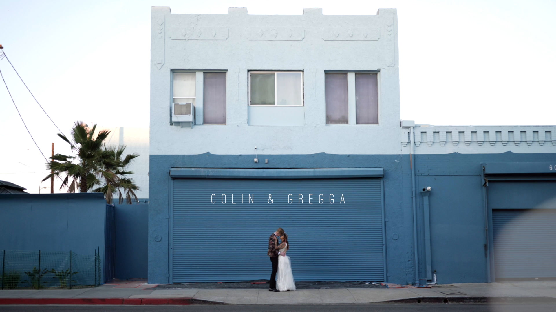 Gregga + Colin | Los Angeles, California | Valentin