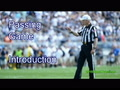 Passing Game - LeMonnier
