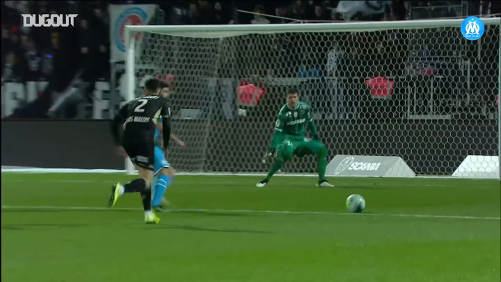 Sanson and Payet give OM win at Angers