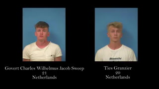NNSS trespassers from the Netherlands released